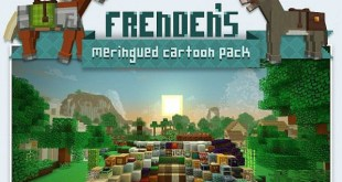 Frenden's Meringued Cartoon Resource Pack