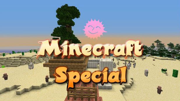 Minecraft-Special-Resource-Pack