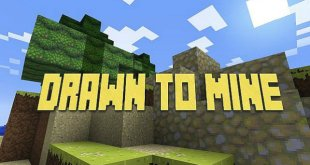 Drawn to Mine Resource Pack for Minecraft