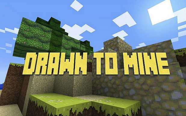 Drawn-to-Mine-Resource-Pack-for-Minecraft