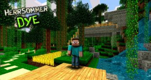 HerrSommer Dye Resource Pack for Minecraft