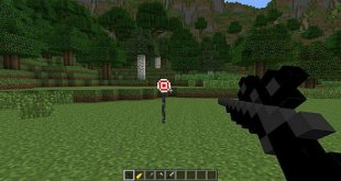 Sniper Resource Pack for Minecraft