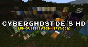 Cyberghostde's HD Resource Pack