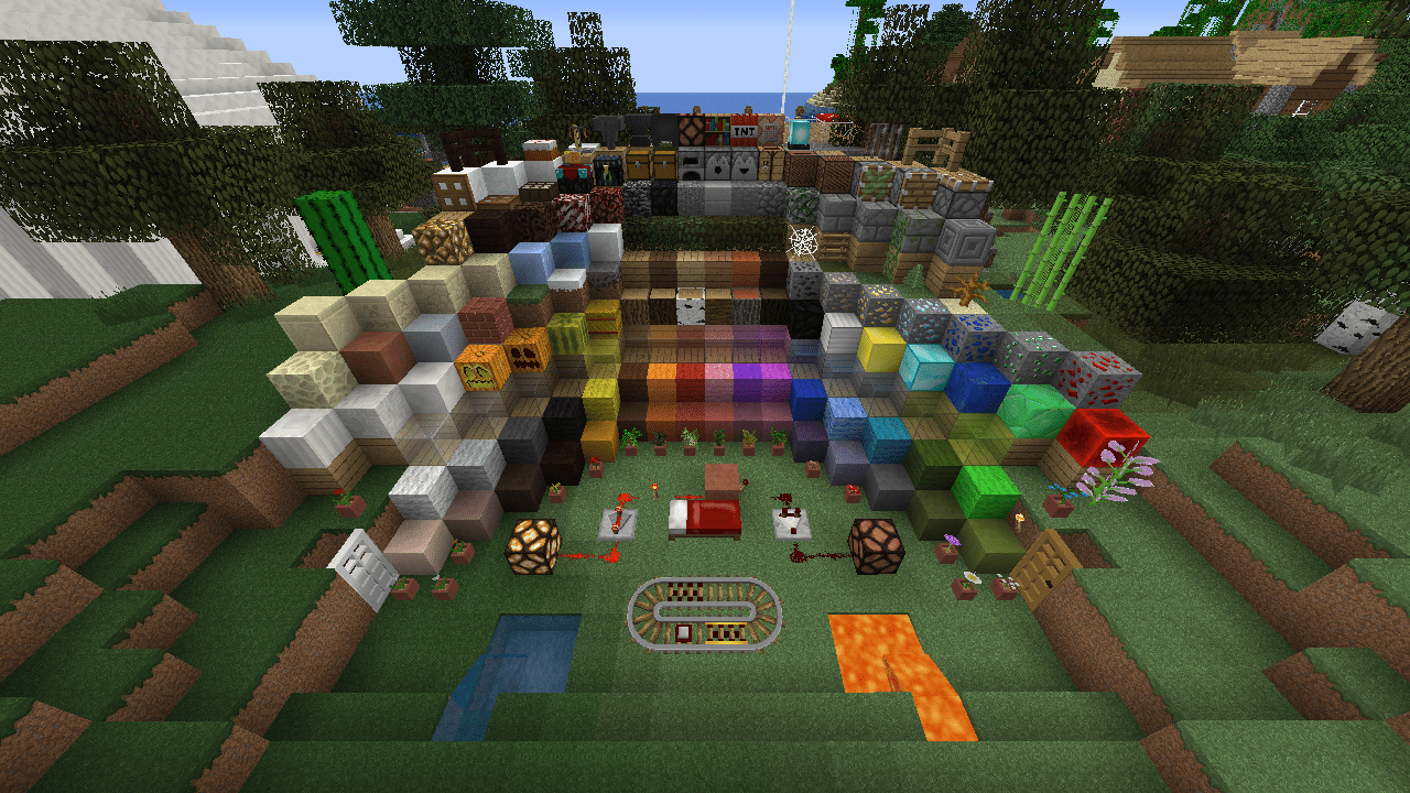 Minecraft Hd 1 12 Resource Pack Texture Pack