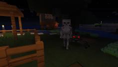 Spider & Skeleton