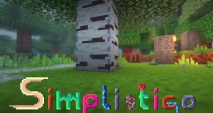 Simplistico Resource Pack