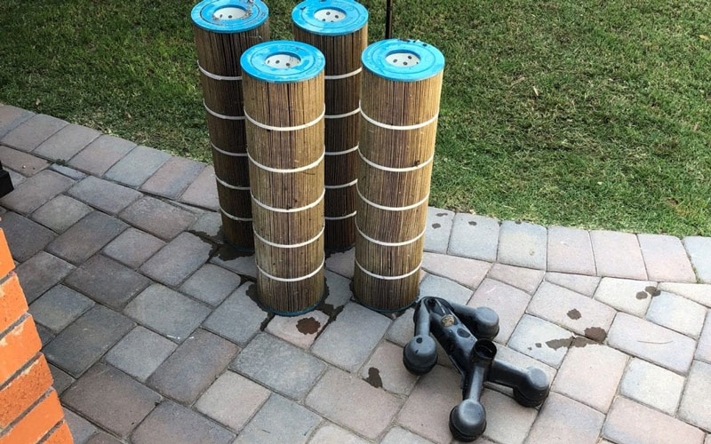 How to Clean Your Pool Filter
