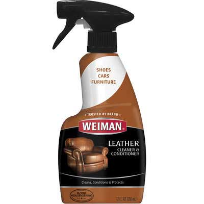 Lemon Oil and Leather Cleaner