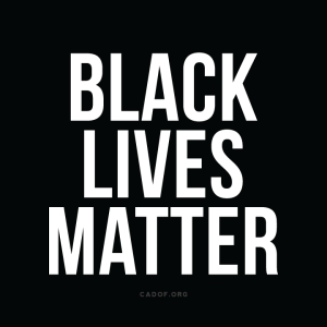 black lives matter image