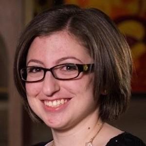 Samantha Fleischer smiling