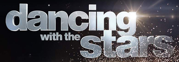 Dancing with the Stars logo in silver