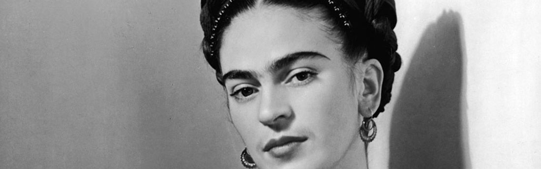 Frida kahlo role model for artists people with disabilities and bisexual women