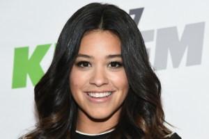 Gina Rodriguez smiling headshot