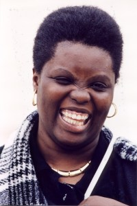 Lois Curtis smiling