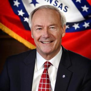 Governor Asa Hutchinson headshot
