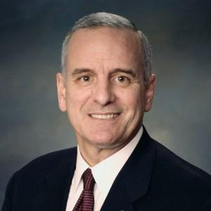 Gov. Mark Dayton headshot