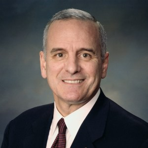 Gov. Mark Dayton headshot