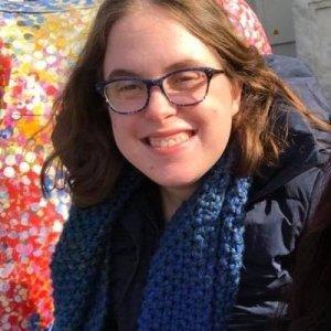 Cara Liebowitz smiling