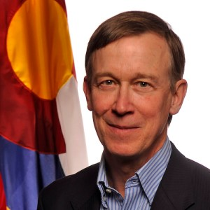 Gov. John Hickenlooper headshot