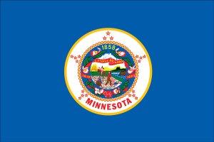 Minnesota state flag