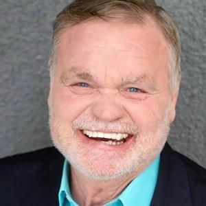 John Lawson smiling headshot