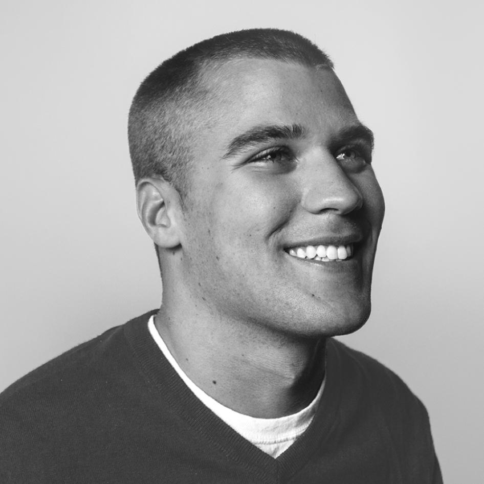 Ian Malesiewski smiling headshot