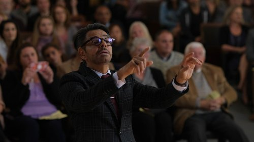 Eugenio Derbez appears in CODA by Siân Heder, an official selection of the U.S. Dramatic Competition at the 2021 Sundance Film Festival.
