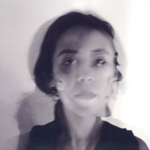 Shireen Alihaji abstract headshot