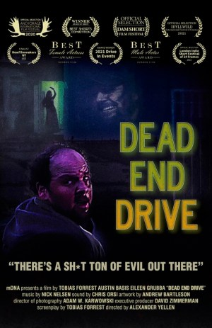 Poster for Dead End Drive