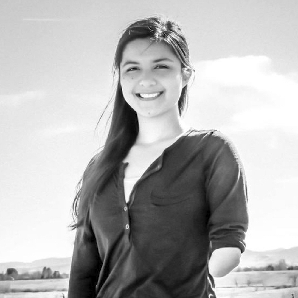 Amanda Aguero headshot smiling
