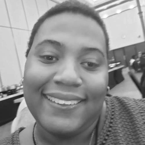 Morgan Davis smiling headshot