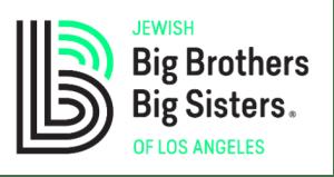 Jewish Big Brothers Big Sisters of Los Angeles logo