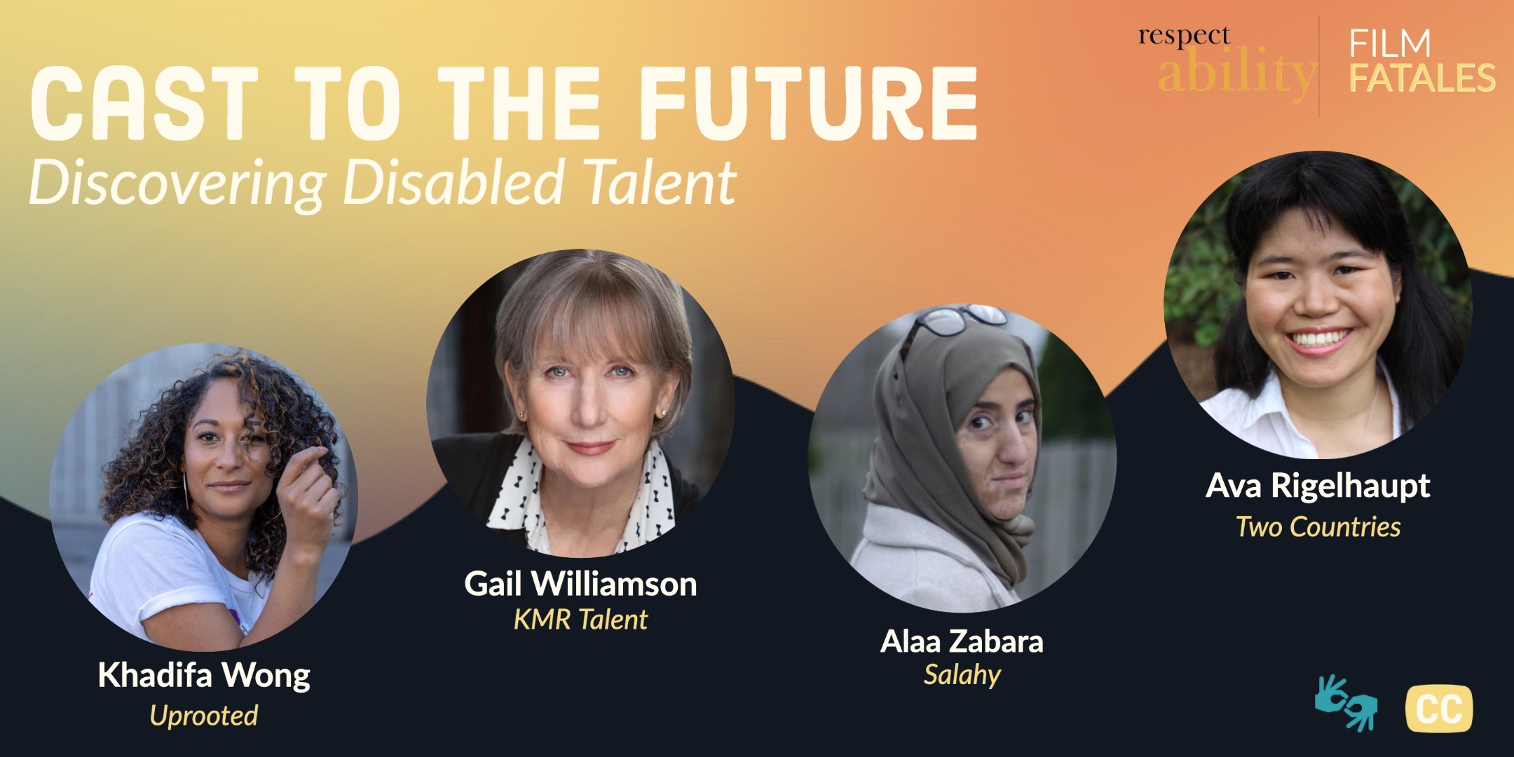 Cast to the Future Discovering Disabled Talent