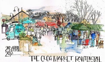Rawtenstall Market, Clog Market joins the Fur Free Markets scheme