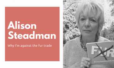 Alison Steadman's BlogSpot