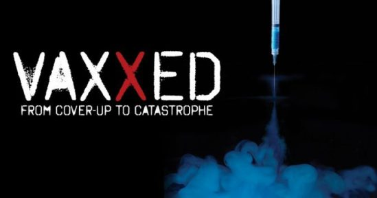 VAXXED poster