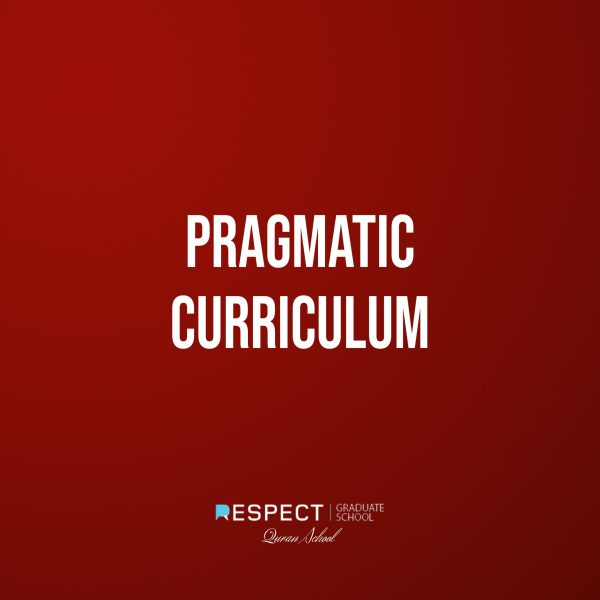 Pragmatic Curriculum