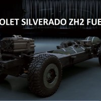 General Motors Defense LLC - Full Size Fuel Cell Pickup Truck - The ZH2