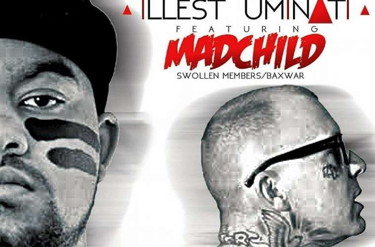 Illest Uminati ft. Madchild - MC Shit (Music Video)