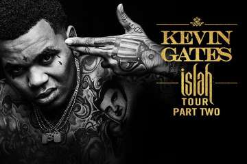 Kevin Gates At the Showbox