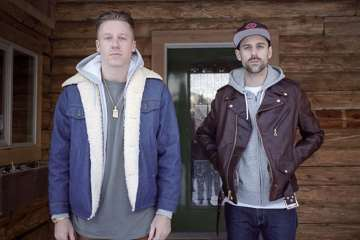 macklemore and ryan lewis new song buckshot