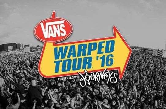 warped tour 2016