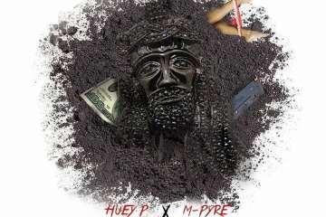Huey P 'Black Jesus'