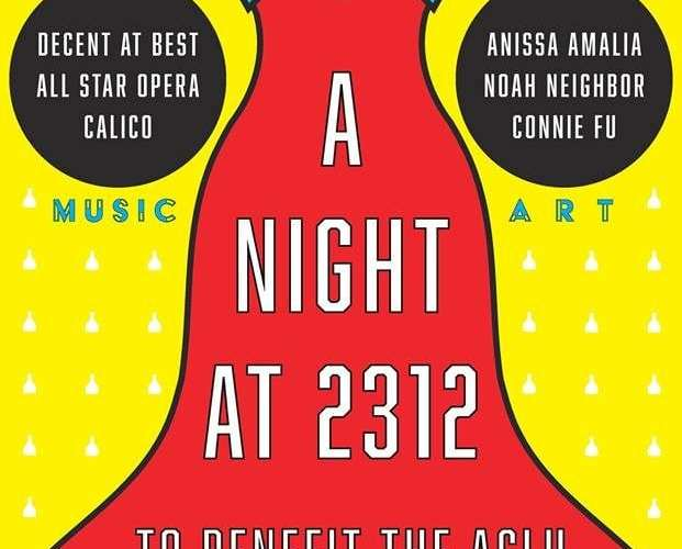 your future friends present a night at 2312