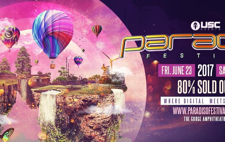 Paradiso Festival Announces Digital Oasis Stage Lineup | Includes Mija, Sam Feldt, SNBRN and More