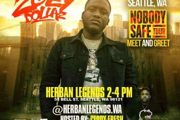 Going To The Future Concert On June 10th? Hit Up The Zoey Dollaz Meet and Greet In Seattle Before!