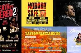 Live Hip Hop in Seattle June 2017