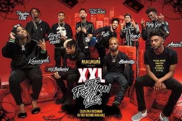 A Closer Look At The XXL Freshman Cover of 2017
