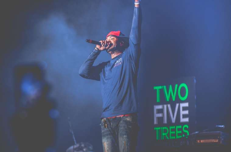 Old School Night at The Dome | Photo Recap Ft. Digital Underground, Method Man, Redman & More