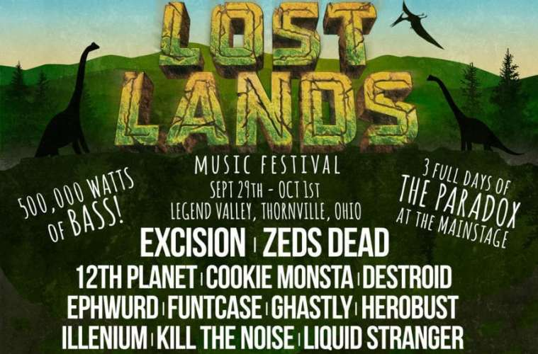 The Best Bass Artists All Featured on Lost Lands Music Festival Lineup